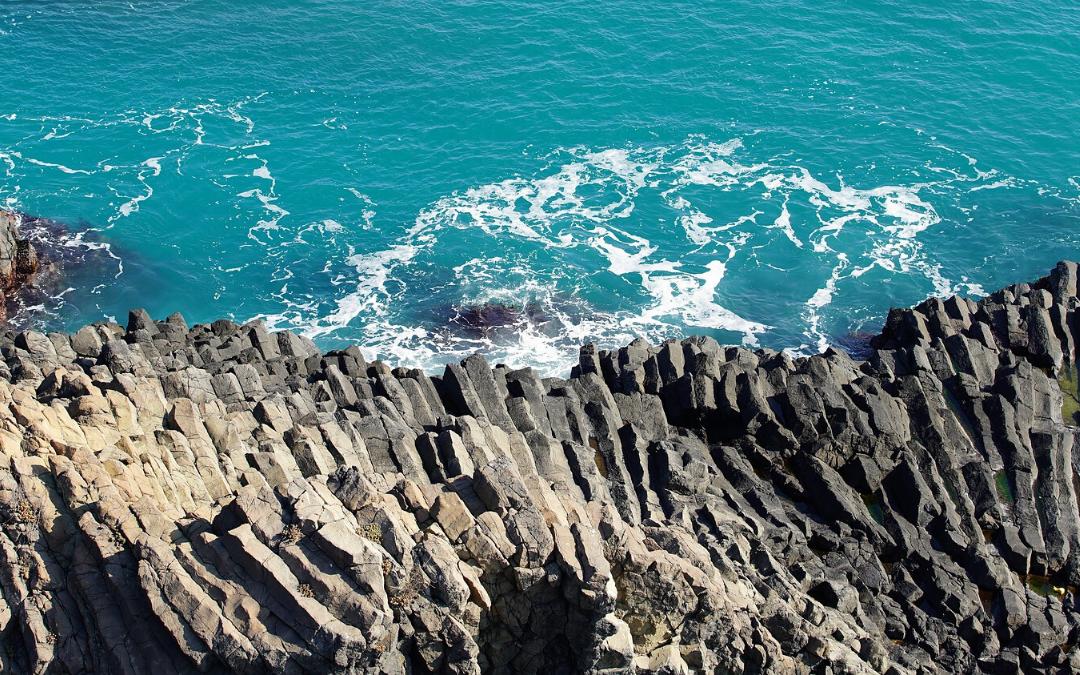 BASAIT – skała bazaltowa pochodzenia wulkanicznego